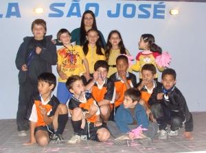 1º Campeonato de Futebol da Escola São José