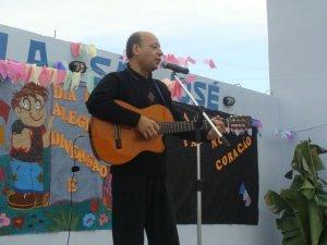 Dante Ramon Ledesma, cantor
