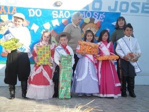 Esses são os vencedores do concurso 1ª Prenda e Gauchinho 2011